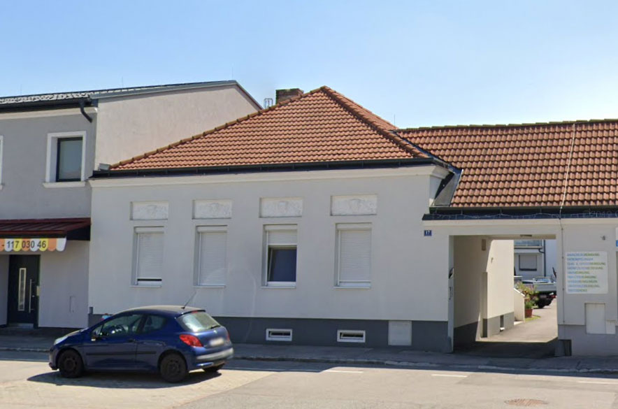 Wohnhaus, Neudörfl, Hauptstraße 17